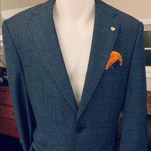 HUGO BOSS Turquoise Sport Coat / Blazer BNWT